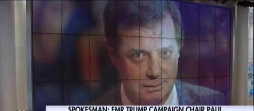 Former Trump campaign manager Paul Manafort under criminal investigation. / Photo by screebshot via YouTube, Fox News.