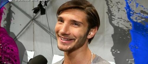 Il ballerino italiano Stefano De Martino.