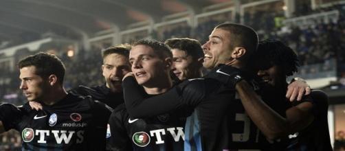 Inter, due giocatori dell'Atalanta nel mirino