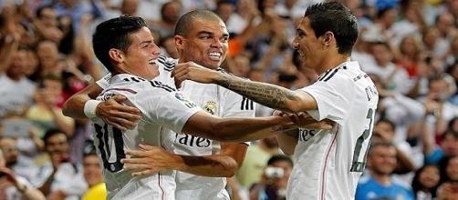 Inter, Suning scatenato: arrivano James Rodriguez, Di Maria e Pepe