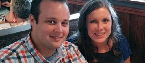 Josh Duggar photo via Josh Duggar/Twitter