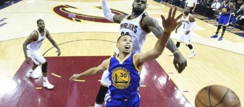 NBA. Warriors contra Cavaliers: la final de finales, al fin, ya ... - elimparcial.es