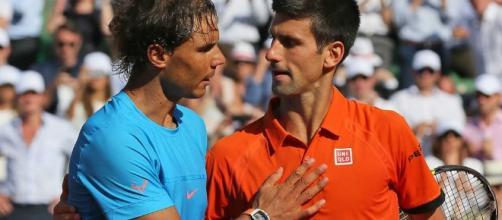 Novak Djokovic, Rafael Nadal are on the same side of the French ... - augusta.com