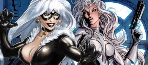 Sony's Silver Sable & Black Cat movie gets a director. / from 'Cosmic Book News' - cosmicbooknews.com