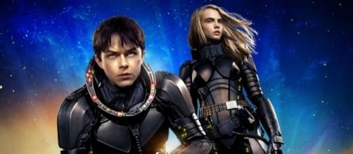 'Valerian y la Ciudad de los Mil Planetas' es la próxima película de Luc Besson (via ESTACION CINE - blogspot.com)