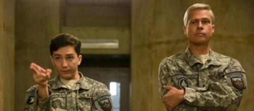 War Machine review – Brad Pitt goes over the top in Afghan war ... - brillfilms.com