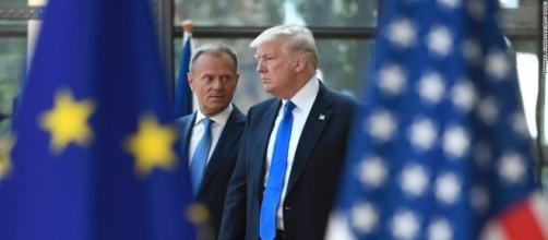 Wary allies await Trump at NATO summit - CNNPolitics.com - cnn.com