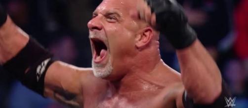 WWE Survivor Series 2016 results: Goldberg destroys Brock Lesnar ... - thesun.co.uk