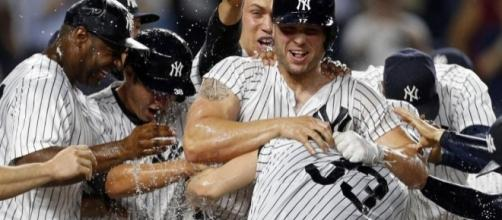 Yankees complete wild comeback to beat Orioles on Matt Holliday's ... - newsgrio.com