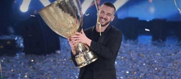 Andreas Muller vince Amici 16.