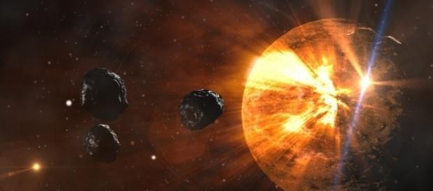 Astrônomo diz que existem cinco asteroides que passarão perto do nosso planeta
