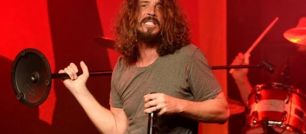 Chris Cornell photo via BN library