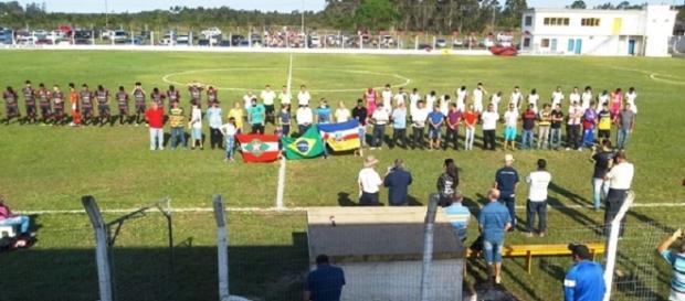 CT Emerson Almeida é um dos palcos da competição. | Foto: Jairo Silva/Rádio Araranguá