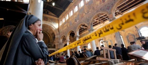 Egypte: l'attentat dans une église copte ciblait les femmes et les ... - rfi.fr