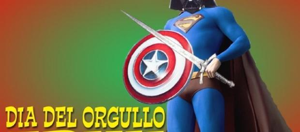 Hoy es el dia del orgullo friki en el foro Off Topic y humor ... - 3djuegos.com