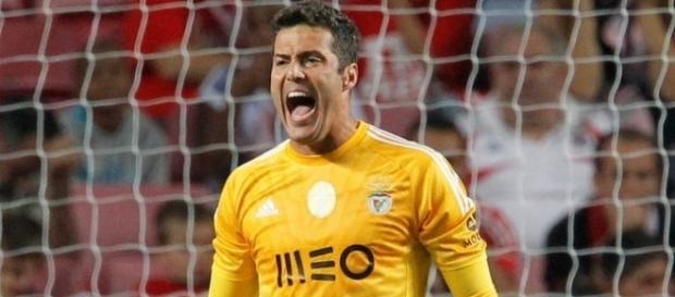 Júlio Cesar disse que pretende encerrar a carreira no Benfica