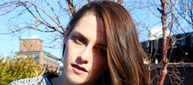 Kristen Stewart photo via BN library