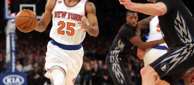 a49750c4ab8 New York Knicks  Derrick Rose Won t Talk Contract Until Offseason -  dailyknicks.