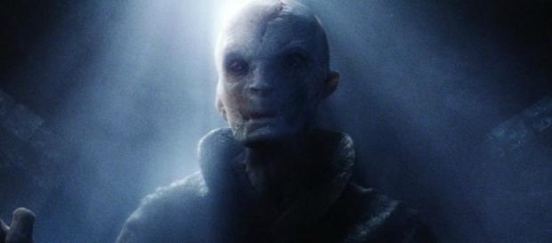 Star Wars: The Force Awakens' Spoiler: Is Supreme Leader Snoke ... - inquisitr.com