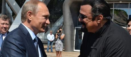 Was Steven Seagal's 'bromance' with Russia's Putin behind ... - scmp.com