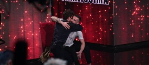 Andreas Muller vince 'Amici 16'.