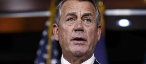 Ex-House Speaker John Boehner describes Trump's presidency as a complete disaster. - sfgate.com