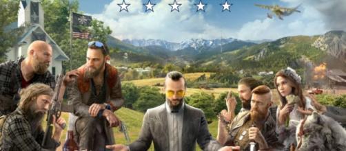 Far Cry 5 Key Artwork, Characters Revealed | Tech News Base - technewsbase.com
