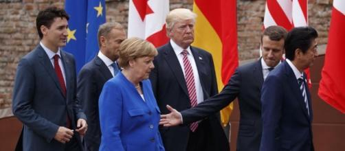 G-7 pide a Trump rectificar sobre el clima y el comercio - lavanguardia.com