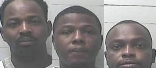 Mug shots of the accused via BN library
