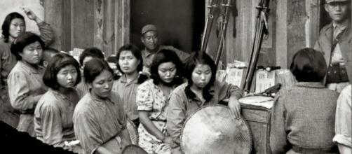 "Mujeres de confort"", eufemismo de un crimen | Eje Central - com.mx"