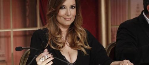 Nell'immagine la giornalista Selvaggia Lucarelli