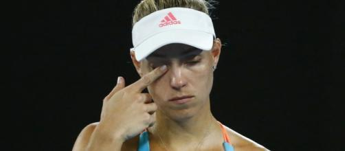 Open: Top seed Angelique Kerber knocked out by world No. 35 Coco ... - scroll.in