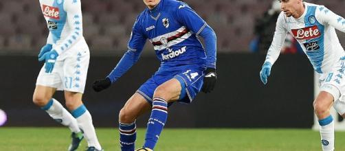 "Pecini (Samp): ""Schick è maturo e ambizioso"" – FC Inter 1908 - fcinter1908.it"