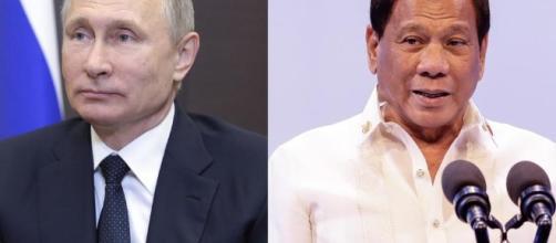 Rodrigo Duterte Visits Vladimir Putin in Russia | World | US News - usnews.com
