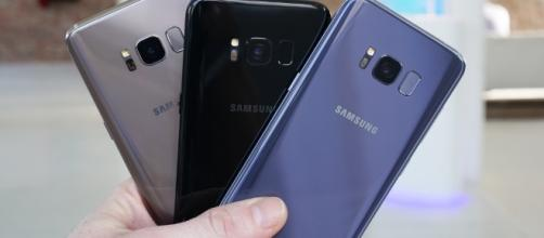 Samsung Galaxy S8 color comparison - Android Authority - androidauthority.com