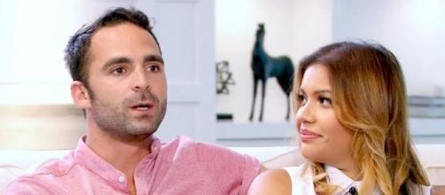 Tom and Lillian of 'Married at First Sight' join the rest of the show's failed marriages (Photo via Lillian Vilchez/Twitter)