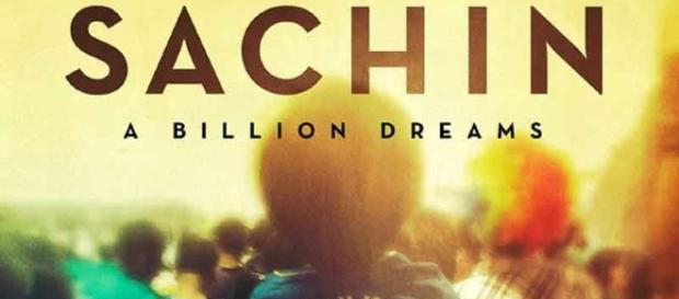 A still from 'Sachin: A Billion dreams' movie