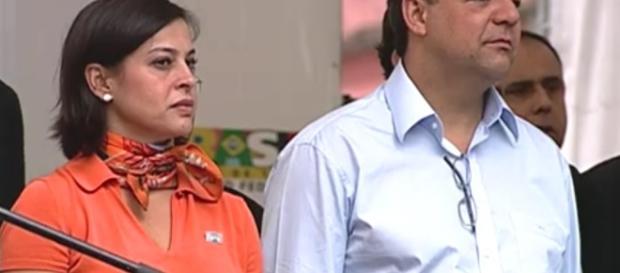 Adriana Ancelmo quer mais um benefício da Justiça.