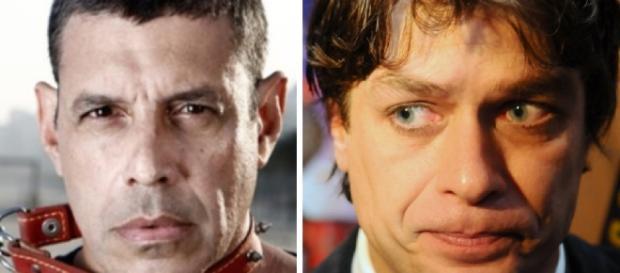 Alexandre Frota manda Fábio parar de cheirar - Google