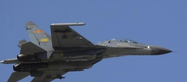Chinese jets come within 50 feet of US spy plane in South China ... - asiancorrespondent.com