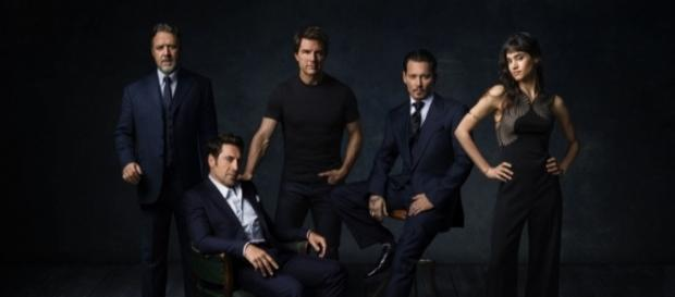 Dark Universe: Stars to revive monster classics in new franchise - sky.com