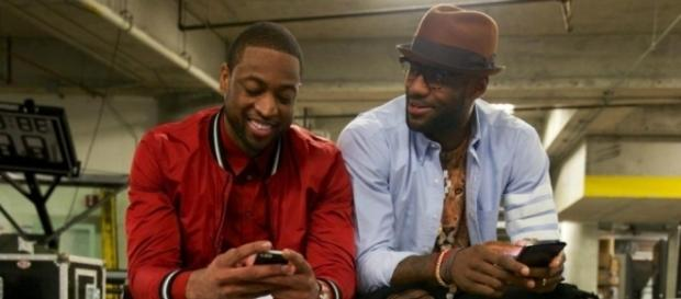 Dwyane Wade And LeBron James Make Bet On World Series – Truestar - truestaris.com