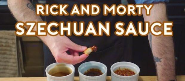 Make your own Szechuan McNugget dipping sauce and taste the 'Rick ... - mashable.com