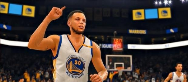 'NBA Live 18' gameplay: all details plus new features revealed at EA's event (King Makk/YouTube Screenshot)