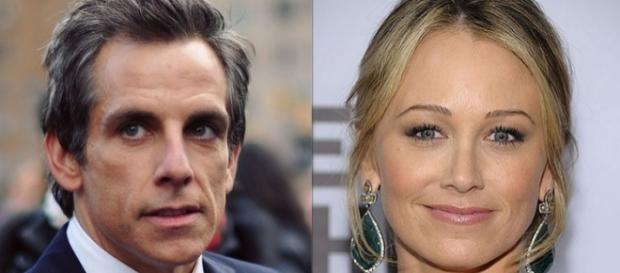 Photo Ben Stiller by Jiyang Chen/ CC BY-SA 3.0 Christine Taylor by Viva Vivanista/ CC BY 2.0
