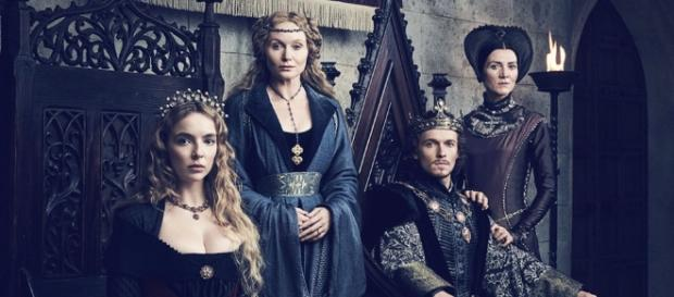 'The White Princess' has to stop Henry raping Lizzie [Image via Blasting News Library]
