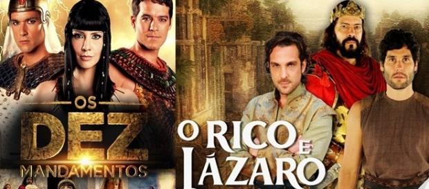 Vai e volta dos atores para as novelas no Brasil