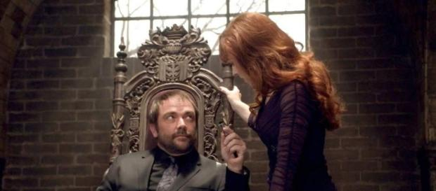 What's happening with Crowley on 'Supernatural' [Image via Blasting News Library]