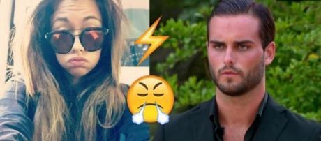 Jessy défend sa copine Jessica, mais Nikola ne se laisse pas faire et la clashe sur Twitter !