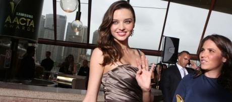 Victoria's Secret model Miranda Kerr tied the knot with Snapchat CEO Evan Spiegel. (Evan Rinaldi/CC BY-SA 2.0)